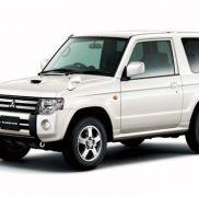 【レンタカー】三菱:パジェロミニ