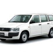 【レンタカー】トヨタ:プロボックスバン