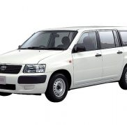 【レンタカー】トヨタ:サクシードバン