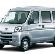 【レンタカー】スバル:サンバーバン